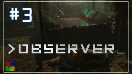 observer 3 прохождение