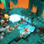 Minecraft Dungeons «Flames of the Nether» выходит вместе с бесплатным обновлением